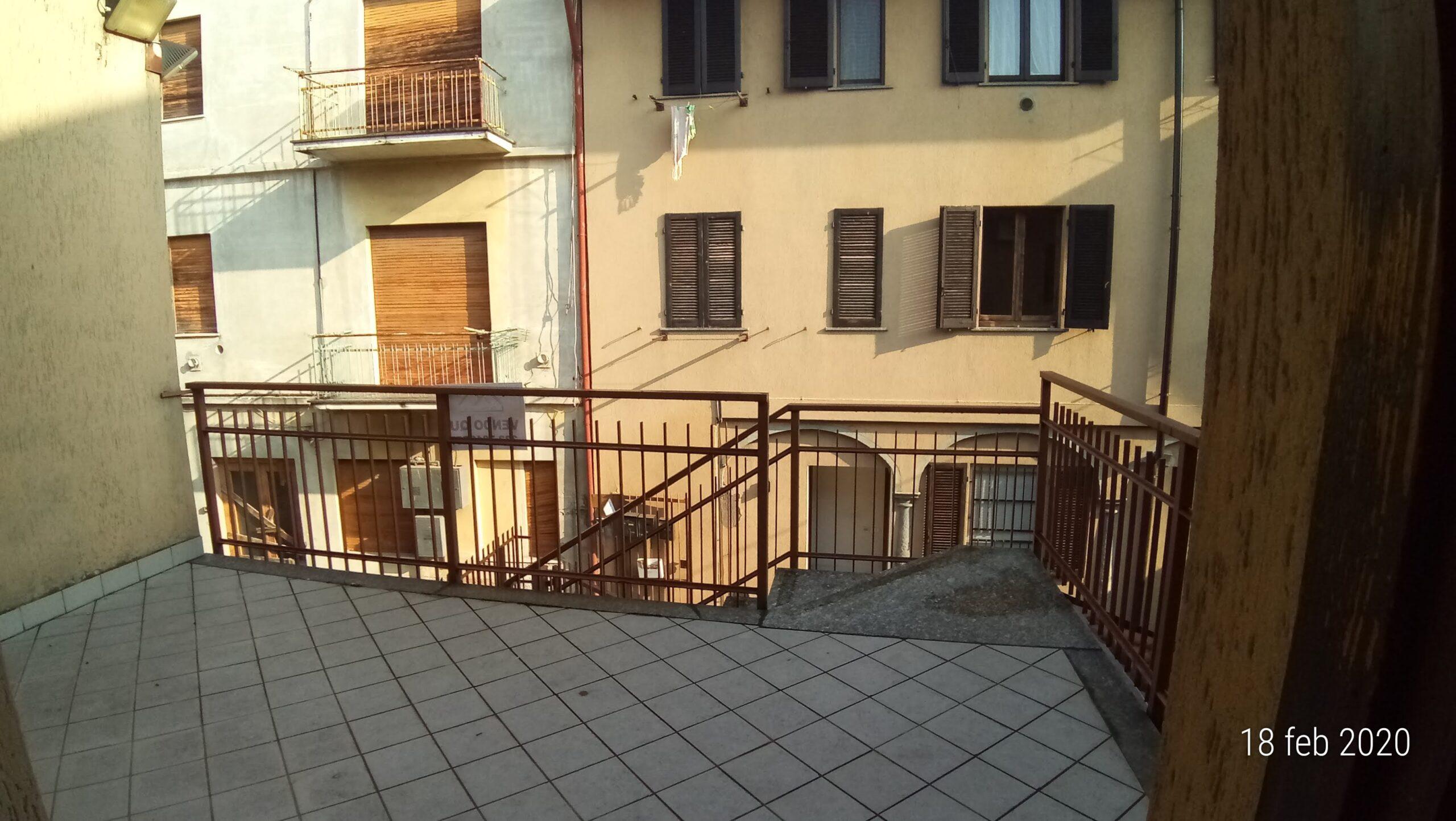 Porzione di casa indipendente su due livelli