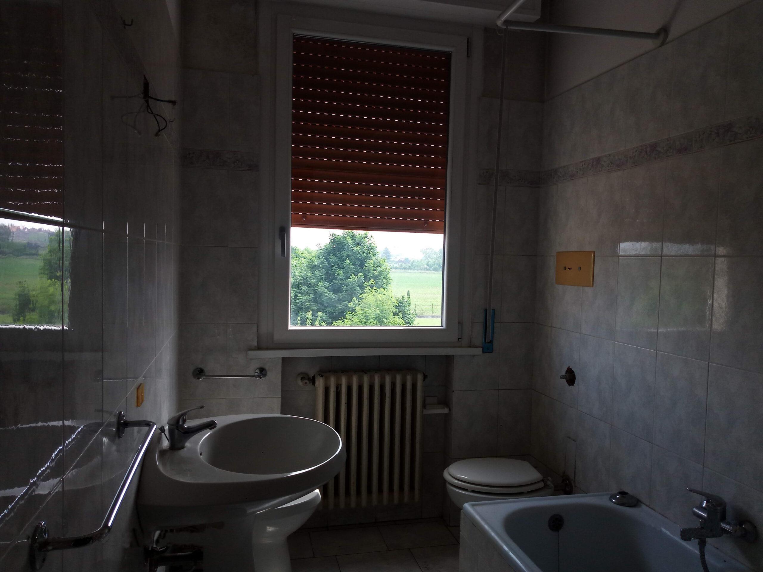 Appartamento in piccolo contesto con terrazzo